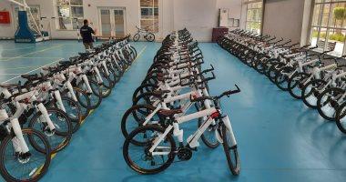 ننشر صور الدراجة المدعومة من وزارة الرياضة فى مبادرة دراجتك صحتك