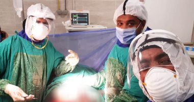 مستشفى الأقصر العام: إجراء 3 عمليات ولادة قيصرية لمصابات بكورونا