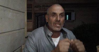 """فيديو.. والد نور غريق بلطيم: """"راضى بقضاء ربنا وعايز جثمان ابنى"""""""