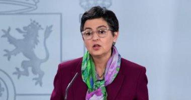 وزيرة خارجية إسبانيا تغرد بالعربية تضامنا مع لبنان
