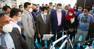 وزارة الرياضة تفتح باب التسجيل لاقتناء الدراجات المدعمة غداً