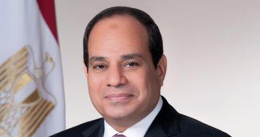 السيسى يهنئ محمد بن زايد على خطوة السلام التاريخية للإمارات