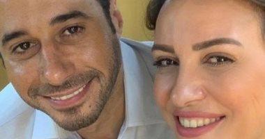 ريهام عبد الغفور تحتفل بعيد ميلاد أحمد السعدنى بكلمات تعكس صداقتهما