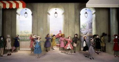 قصة عرض أزياء Dior بالدمى فى أسبوع باريس هوت كوتيور.. من أيام الحرب العالمية