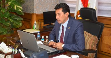 وزير الرياضة: ندعم توصيات أول مشاورات شبابية عربية.. والشباب العربى طاقة أمل متجددة