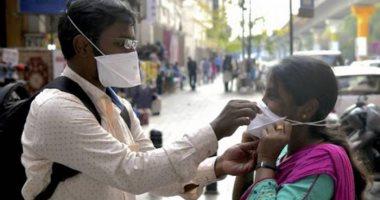 ارتفاع إصابات كورونا فى الهند إلى 5.2 مليون بعد تسجيل 96424 حالة جديدة