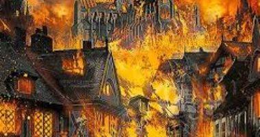 حريق روما الكبير.. المدينة تشتعل ونيرون المتهم الأول - اليوم السابع
