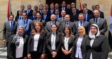 """ننشر صورة مرشحى انتخابات """"الشيوخ"""" بقائمة """"من أجل مصر"""" عن الصعيد"""