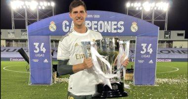 كورتوا يتحدث عن صعوبة مواجهة سوسيداد وهدف ريال مدريد بالموسم الجديد