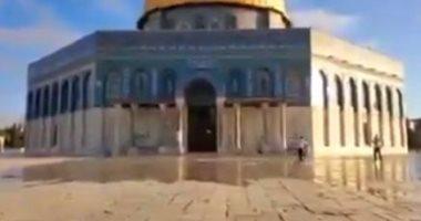 الأزهر يحيي الذكرى الـ51 لجريمة حرق المسجد الأقصى