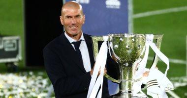 زيدان يستعين بشباب ريال مدريد المتوج بدورى الأبطال استعدادا للموسم الجديد
