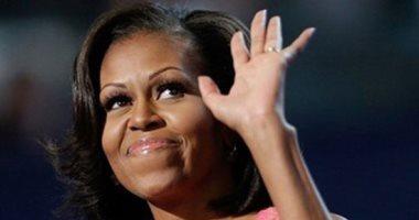 السعودية نيوز |                                              ميشيل أوباما تتسلم هدية خاصة من جيل بايدن.. وتعلق: مفاجأة رائعة ولذيذة