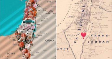 كيف بررت جوجل خطأ إزالة خريطة فلسطين من خرائط البحث اليوم السابع