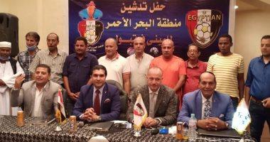 رئيس اتحاد المينى فوتبول يجتمع بالاتحاد الأفريقى لبحث استضافة مصر بطولات دولية