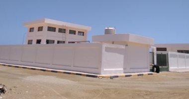 محافظة البحر الأحمر: تشغيل منظومة الصرف الصحي بالغردقة ديسمبر القادم