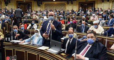 البرلمان يوافق على قانون زيادة بدل مخاطر المهن الطبية وصرف التعويض بأثر رجعى اليوم السابع