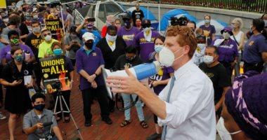 إضراب فى بوسطن احتجاجًا على عدم المساواة العرقية