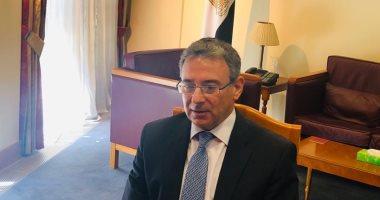 سفير مصر بلندن يُشارك فى منتدى أفريقيا للأعمال ويستعرض الفرص الاستثمارية