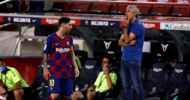 برشلونة يعلن إقالة سيتين وأبيدال رسميا فى اجتماع طارئ الاثنين