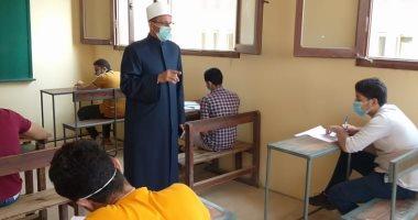 أكثر من 41 ألف طالب يؤدون امتحانات الدور الثانى للثانوية الأزهرية غدا