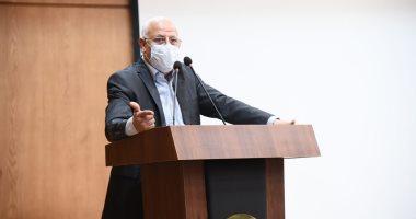 محافظ بورسعيد يوجه بسرعة إزالة التعديات بمنطقة أرض الشرائط