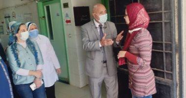 وكيل صحة الغربية يحيل 29 طبيبا ومدير وحدة صحية للتحقيق لتركهم العمل