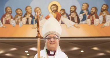 رئيس الكنيسة الأسقفية يلتقى وزير العدل لبحث مشروع قانون الأحوال الشخصية