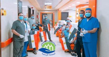 صور.. ارتفاع عدد حالات الشفاء بمستشفى إسنا للحجر إلى 1053 متعافيا من كورونا