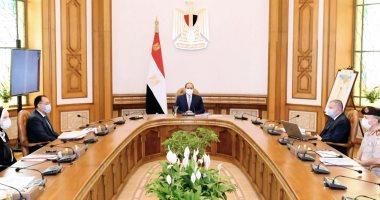 الرئيس السيسى يوجه بالتركيز على الآفاق المستقبلية لصناعة المركبات الكهربائية
