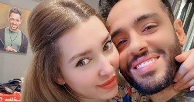 رامى جمال بعد جدل رسالته لزوجته فى عيد ميلادها: آسف.. غلطت فى نشر حياتى للعلن