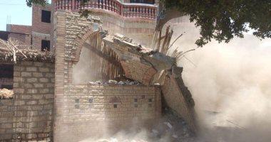 محافظ سوهاج: إزالة 430 حالة تعدٍ على أملاك الدولة خلال 18 يوما