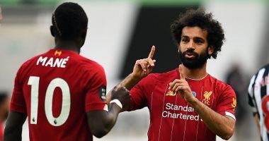 ليفربول ينهى الدوري الإنجليزي بثلاثية
