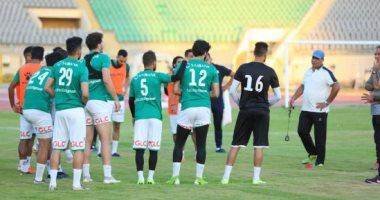 25 لاعبًا فى معسكر المصرى ببرج العرب استعدادًا لمواجهة الزمالك