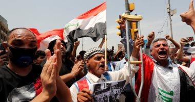 عودة الاحتجاجات لميادين العراق بعد مقتل متظاهرين وحرق مقر الاعتصام