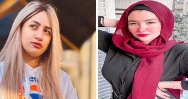 تهم جديدة تواجه حنين حسام ومودة الأدهم.. ونظر تجديد حبسهما 26 يناير