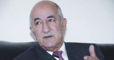 العربية: نقل رئيس الجزائر إلى المستشفى.. وحالته مستقرة