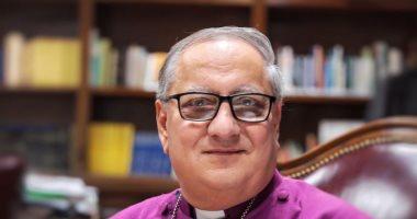 رئيس الكنيسة الأسقفية يؤكد تقديم مساعدات للبنان فى أزمة المرفأ