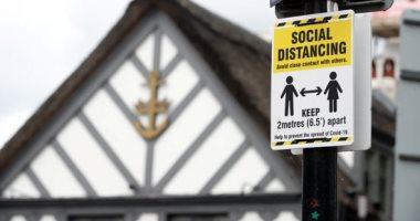 اغلاق الكافيهات للسيطرة على تفشى كورونا فى أولدهام البريطانية