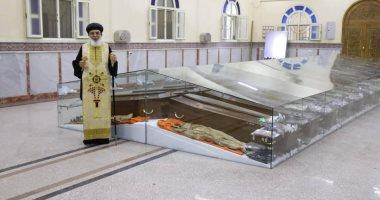 الكنيسة تعلن فتح باب زيارة كاتدرائية ومزار شهداء ليبيا وسط احترازات كورونا