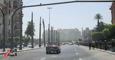 المصريين راحو فين؟.. شوارع القاهرة خالية فى ثانى أيام العيد (صور)