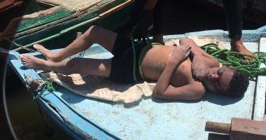 انتشال جثة طفل غرق أثناء الاستحمام في القناطر الخيرية