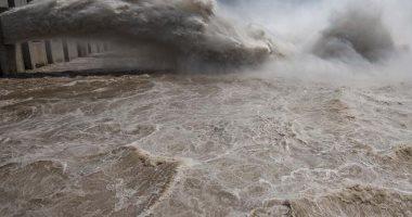 الصين تعلن تصريف مياه الفيضان في سد الخوانق الثلاثة