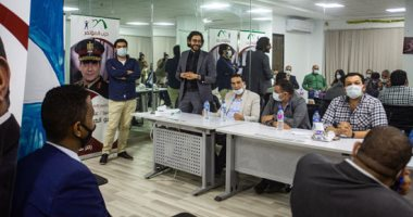 إمام والشافعي يدشنان مقار خدمية لأهالي الجيزة بانتخابات مجلس الشيوخ