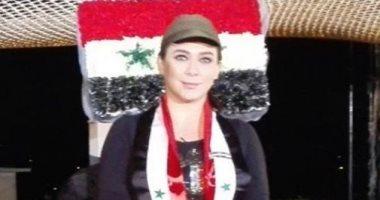 """سلاف فواخرجى تهنئ الجيش السورى بذكرى تأسيسه الـ75: """"ضمان حياتنا ومستقبلنا"""""""