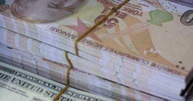 ارتفاع جديد فى أسعار الدولار أمام الليرة التركية