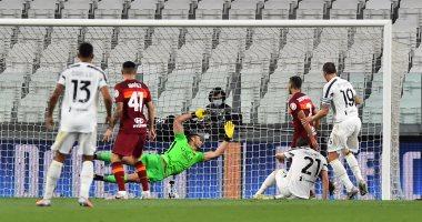 يوفنتوس يسقط بثلاثية أمام روما فى ختام تتويجه بالدوري الإيطالي.. فيديو