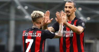 ميلان يكتسح كاليارى بثلاثية فى الدوري الإيطالي.. فيديو