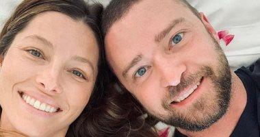 براين ماكنايت يؤكد استقبال جاستن تيمبرليك وزوجته جيسيكا بيل مولودهما الثانى