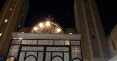 دير الشايب بالأقصر يعلن فتح أبوابه أمام الزوار وسط إجراءات احترازية مشددة