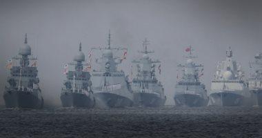 مناورات لأسطول بحر البلطيق الروسى تحاكى تدمير سفن عدو افتراضى